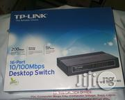 16 - Port 10/100 Mbps Desktop Switch | Networking Products for sale in Lagos State, Ikeja