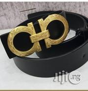 Ferraamo Leather Belt | Clothing Accessories for sale in Lagos State, Surulere