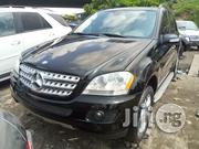 Mercedes-Benz M Class 2008 Black   Cars for sale in Lagos State, Apapa