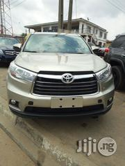 Toyota Highlander 2015 Gold | Cars for sale in Oyo State, Ibadan