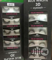 Blue Magpie Mink 3D Human Hair Eyelashes | Makeup for sale in Lagos State, Amuwo-Odofin