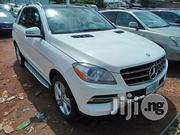 Mercedes-Benz M Class 2014 White | Cars for sale in Edo State, Ikpoba-Okha