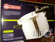Masterchef 5.5ltr Pressure Pot/Cooker | Restaurant & Catering Equipment for sale in Lagos State, Ibeju