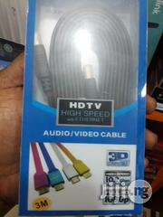 HDMI TV Cable 3meet | Accessories & Supplies for Electronics for sale in Lagos State, Ikeja