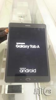 Samsung Galaxy Tab A 9.7 16 GB Black | Tablets for sale in Lagos State, Ikeja