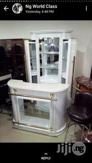 White Adjustment Bar | Furniture for sale in Rivers State, Port-Harcourt