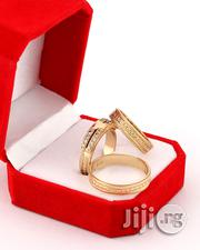 18karat Gold Plated Wedding Ring | Wedding Wear for sale in Lagos State, Surulere