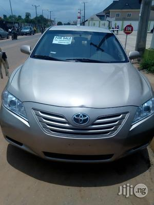 Tokunbo Toyota Camry 2008 Gold