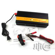 500w UPS Inverter With 6A Charger | Vehicle Parts & Accessories for sale in Lagos State, Ikeja