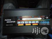 1500W Uninterrupted Power Inverter With 20A Charger | Electrical Equipment for sale in Lagos State, Ikeja