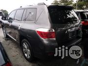 Clean Toyota Highlander 2013 Gray | Cars for sale in Lagos State, Apapa