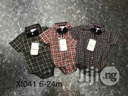 Baby Boy Check Shirt | Children's Clothing for sale in Abuja (FCT) State, Kaura