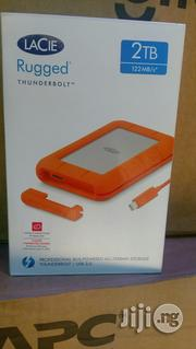 Lacie Rugged Thunderbolt Hard Drive 2TB | Computer Hardware for sale in Lagos State, Ikeja