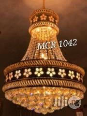 Crystal Chandelier Light With Led and Bulb | Home Accessories for sale in Lagos State, Ojo