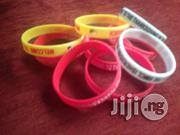 Beautiful Branded Wrist Band For Campaigns | Jewelry for sale in Lagos State, Lagos Mainland