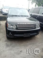 Clean Land Rover Range Rover Sport 2010 Black | Cars for sale in Lagos State, Apapa