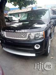 Clean Land Rover Range Rover Sport 2010 Blue | Cars for sale in Lagos State, Apapa