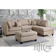 Dand Reversible Sectional Sofa With Free Ottoman | Furniture for sale in Lagos State, Magodo