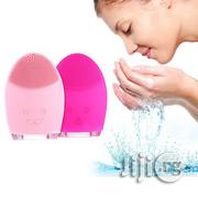 Face Cleaning Mini Electric Massage Brush Washing Machine Cleanser | Makeup for sale in Lagos State, Ikeja