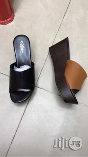 Classic Wedge Slippers and Shoes | Shoes for sale in Lagos State, Surulere