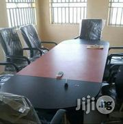 Strong and Durable Office Conference Table by 10   Furniture for sale in Lagos State, Ikorodu