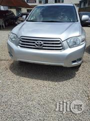 Accident Free Toyota Highlander 2008 Silver | Cars for sale in Oyo State, Ibadan