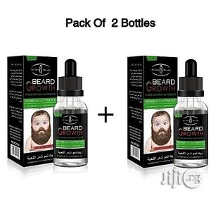 Original Aichun Serum - Fabulous Hair, Beard Chest Growth Oil (×2)
