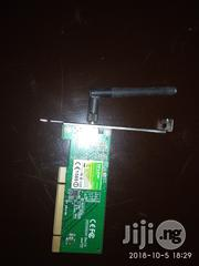 Tp-link Wireless N Pci Adapter | Computer Accessories  for sale in Lagos State, Kosofe