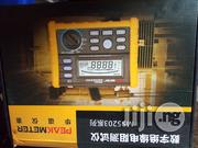 Peak Meter MS5203 2.5kva INSULATION TESTER | Measuring & Layout Tools for sale in Rivers State, Port-Harcourt