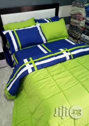 Bed Sheets + Duvet. Beautiful Color 7/8 | Home Accessories for sale in Lagos State, Ikeja