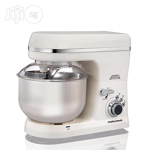 Morphy Richards Total Control Stand Cake Mixer Pro - 5 Litres