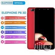 Elephone P8 Red 64 GB | Mobile Phones for sale in Abuja (FCT) State, Central Business District