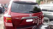 Toyota Highlander 2009 Red   Cars for sale in Lagos State, Lagos Mainland