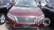 Lexus RX 350 2013 Red | Cars for sale in Lagos State, Lagos Mainland