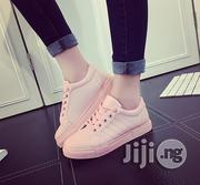 Pink Sport Sneakers | Shoes for sale in Lagos State, Ojodu
