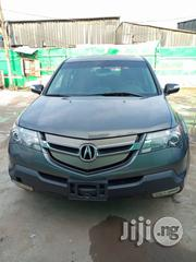 Acura MDX 2007 SUV 4dr AWD (3.7 6cyl 5A) Gray | Cars for sale in Lagos State, Ikeja
