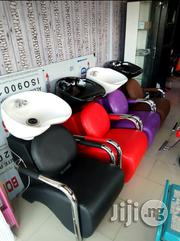 Executive Barbing Chair With Bazen | Salon Equipment for sale in Lagos State, Ojo