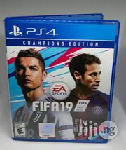 FIFA 19 - Champions Edition - Playstation 4 | Video Games for sale in Lagos State, Surulere