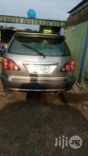 Lexus RX 2000 Gold | Cars for sale in Rivers State, Port-Harcourt