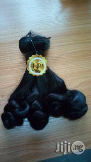 Double Drawn Toned Bouncy Hair | Hair Beauty for sale in Rivers State, Port-Harcourt