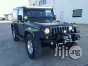 Very Clean Tokunbo Jeep Wrangler 2015 Black | Cars for sale in Lagos State, Lagos Mainland