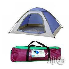 Real Camp Tent