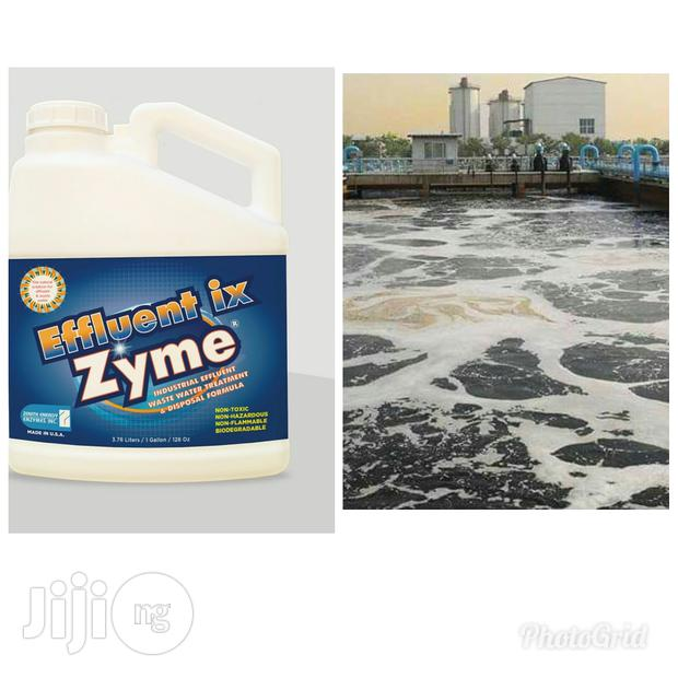 Order Your Effluent Zyme IX Fortified With Enzymes
