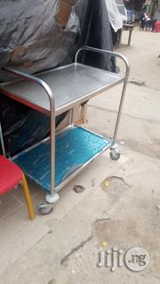 Stainless Trolly | Restaurant & Catering Equipment for sale in Lagos State, Lagos Mainland