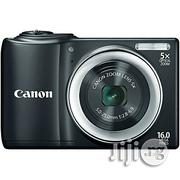 Canon CANON Powershot Camera A810 Black | Photo & Video Cameras for sale in Oyo State, Ibadan South West