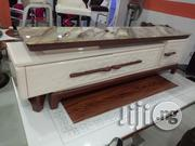 A Top High Quality Executive Adjustable Tv Shelve With Double Drawer | Furniture for sale in Lagos State, Ojodu