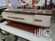 A Brand New First Class Executive Adjustable Tv Shelve With Drawer | Furniture for sale in Lagos State, Magodo
