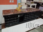 A Brand New First Class Executive Tv Shelve With Drawer | Furniture for sale in Lagos State, Alimosho