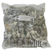 Bnc Connector 100pcs | Accessories & Supplies for Electronics for sale in Lagos State, Ikeja