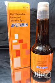 The Real Apetamin Weight Gain Syrup | Vitamins & Supplements for sale in Abuja (FCT) State, Wumba
